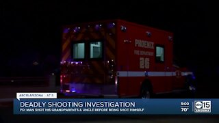 Deadly shooting investigation in Phoenix
