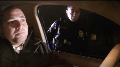 Police Officer Can't Admit They're Wrong In Insane Video!