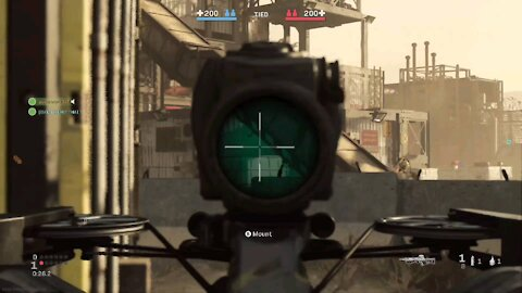 WARZONE QUICK KILL WITH BOW
