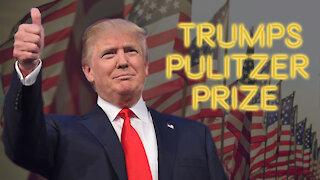 Trumps Pulitzer Prize