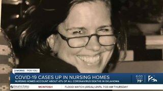 COVID-19 deaths in nursing homes