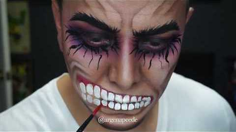 Learn How To Turn Yourself Into An 'Angry Comic Character' For Halloween