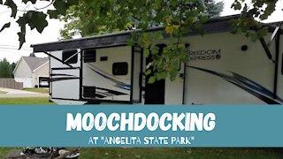 Moochdocking at ASP (Angelita State Park)