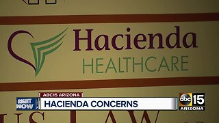 More questions, concerns about Hacienda HealthCare