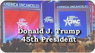 CPAC 2021 * Donald J. Trump * Orlando, Florida * March 1, 2021