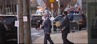 President-elect Biden continues with transition work
