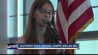 2019 Southwest Idaho Regional Spelling Bee