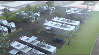 Veterans Village breaks ground on new housing in downtown Las Vegas
