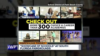 'Showcase of Schools' Tuesday night in Palm Beach County