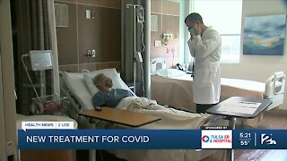 Health News 2 Use: New treatment for COVID-19