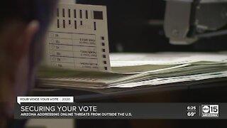 Securing your vote in Arizona