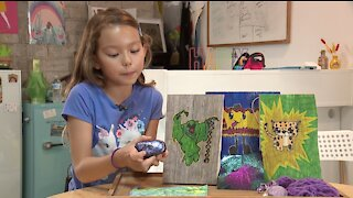Young entrepreneurs to sell artwork in marketplace