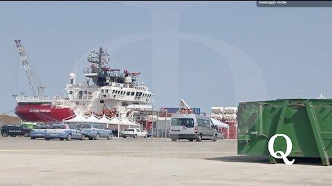 Ocean Viking e migranti ad Augusta... Vi fidate ancora dei media main stream???