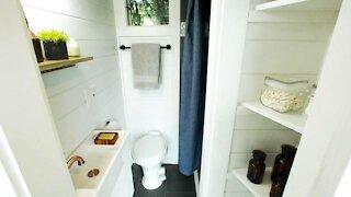 Fantastic Space Saving Bathroom Ideas and Bathroom designs -Smart Toilets