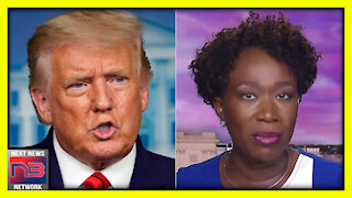 PATHETIC. MSNBC's Joy Reid Won't Give Up Look what LIES she's Still Pushing