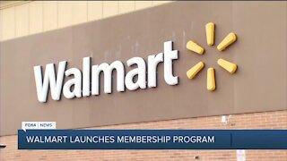 Walmart launched membership program