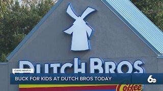 Dutch Bros Buck for Kids