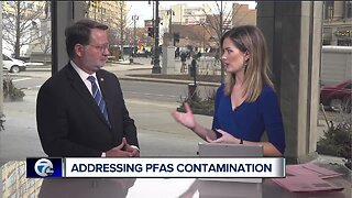 One-on-one with Sen. Gary Peters