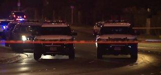 Las Vegas police investigate homicide overnight near Twain, Boulder Highway