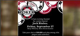 Texas Hold'em Charity Poker Tournament