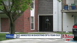 Two Arrested in Shooting