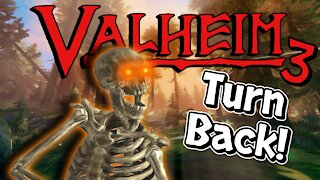 Exploring The Wilds in Valheim Let's Play Part 3