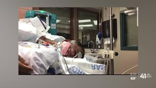 Emporia family hopes for miracle after 3 test positive for COVID-19