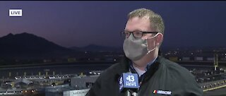 Interview with Mike Ford at LVMS