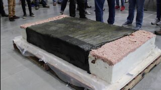 World's Largest Spam Musubi is Made in Clarksville, Tn. to Feed the Homeless