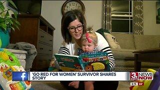Stroke survivor shares story