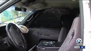 Boynton Beach Police Department investigating 15 weekend car break-ins