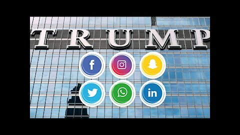 Of course Donald Trump is building his own social media platform !!!!