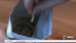 Study finds junk food pushed on kids