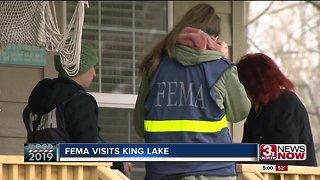 FEMA helps King Lake Residents