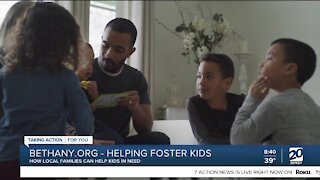 How local families can help foster children
