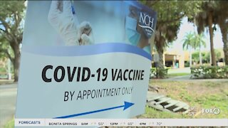 Second dose of covid vaccine on the way