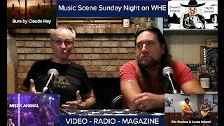 Music Scene Sunday Night - September 26th 2021