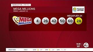 Winning Mega Millions Ticket Sold in Novi