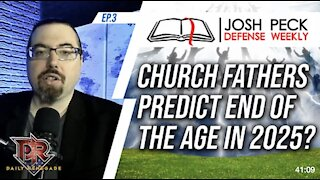 STUNNING End Times Prophecy in ASCENSION of ISAIAH! Sounds Like THIS YEAR!   JPDWeekly Ep.3