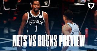 Nets Vs Bucks Preview