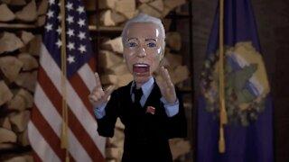 Puppet Joe Sanders
