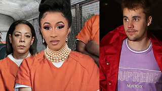 Cardi B INDICTED By Grand Jury & Justin Bieber vs Tom Cruise FIGHT Becoming A REALITY!
