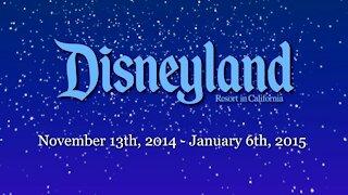 Holidays at the Disneyland Resort Promo Spot (2014)