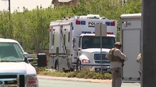 Man in custody after barricade situation in northwest Las Vegas