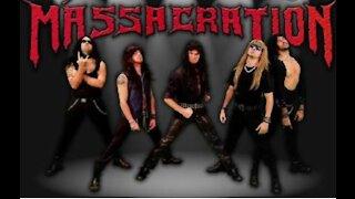 MASSACRATION - Metal is The Law! (Brazilian Heavy Metal)