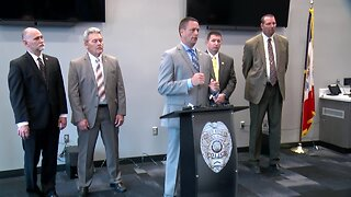 Officer-involved shooting press conference