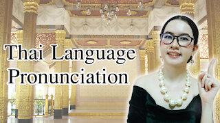 Thai Language Pronunciation