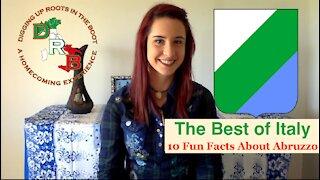 10 Fun Facts About Abruzzo
