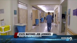 Arizona becomes 1st to match out-of-state work licenses