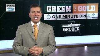 Green and Gold One Minute Drill - Nov. 25